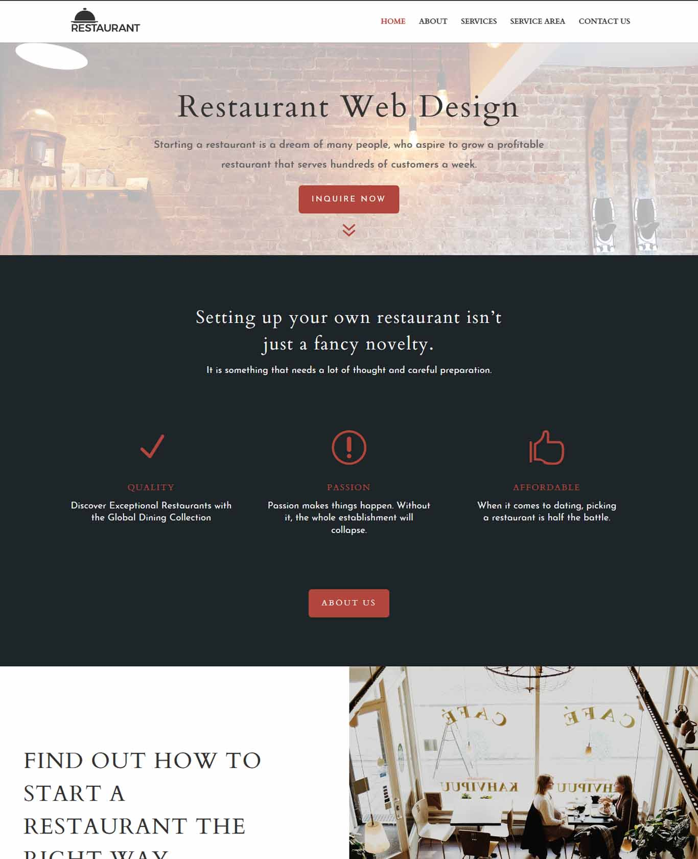 Restaurant Theme 2